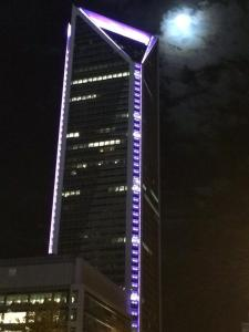 Wells Fargo Lights CLT